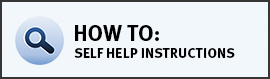 How To: Self Help Instruction